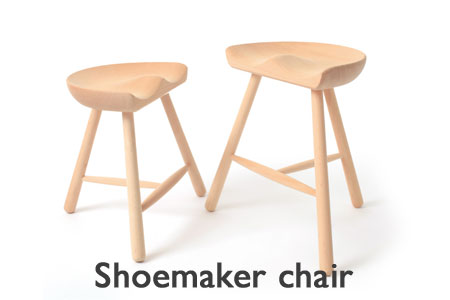 Shoemaker chair ギャラリー